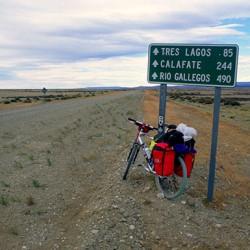Direzione Tres Lagos – Solo 85 Km ed è il 24 dicembre