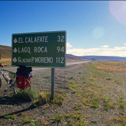 Direzione El Calafate – Mancano ancora 32 km