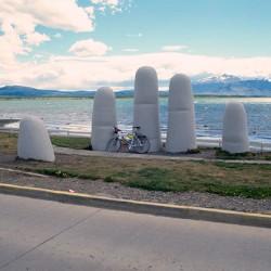 Puerto Natales – La mano e le dita di Pinochet