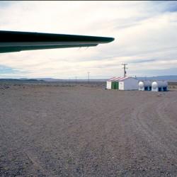 """Perito Moreno – Aeroporto, """"non scendo!"""""""