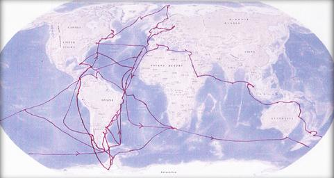 Voyages, 1983 to 2007