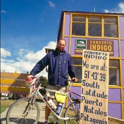 Puerto Natales – Latitudine sud 51° 43' 39
