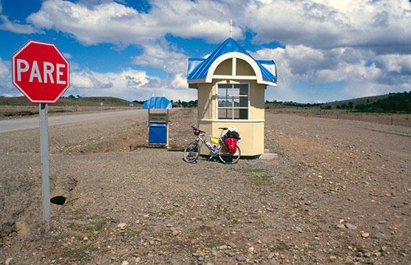 Direzione Punta Arenas – Cabina antivento