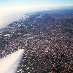 Buenos Aires – Vista aerea
