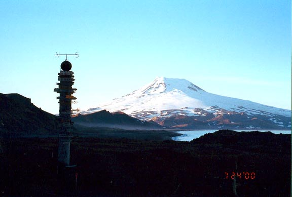 Beerenberg Volcano, Jan Mayen Is.