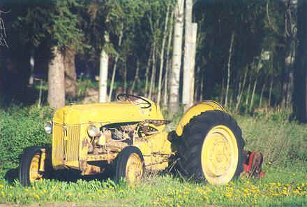 yellow-tractor